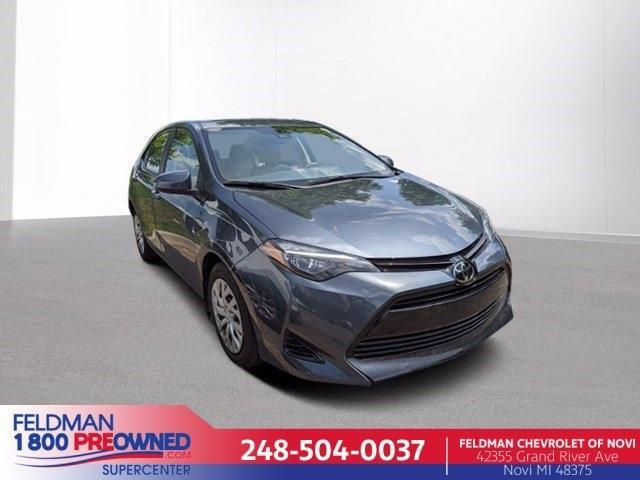 used 2018 Toyota Corolla car, priced at $17,100