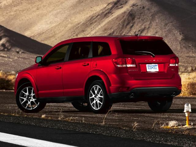 used 2016 Dodge Journey car, priced at $15,500