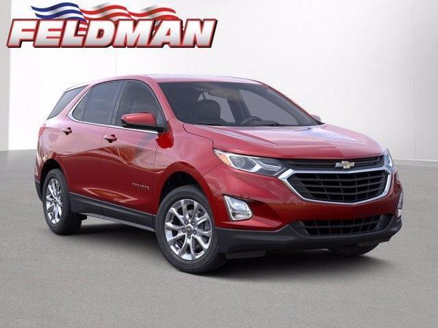 new 2021 Chevrolet Equinox car