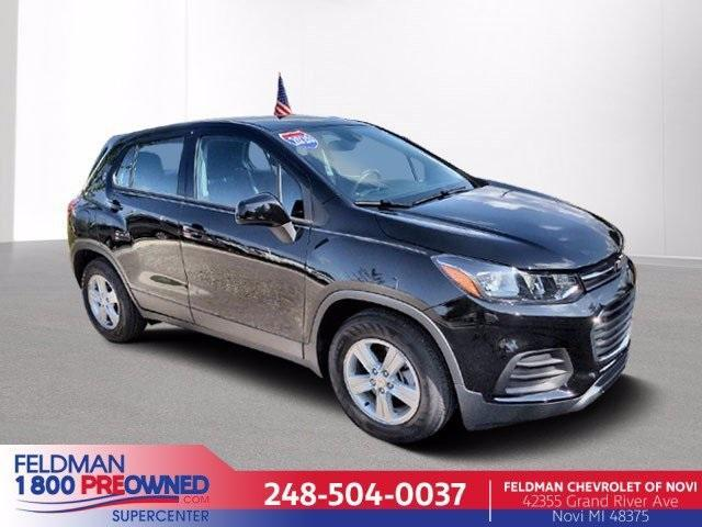 used 2020 Chevrolet Trax car, priced at $19,500