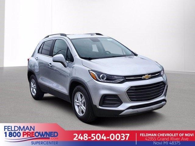used 2019 Chevrolet Trax car, priced at $18,900