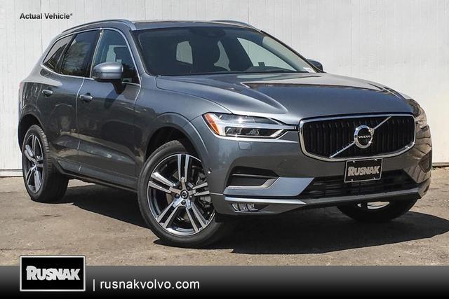 used 2018 Volvo XC60 car, priced at $35,795