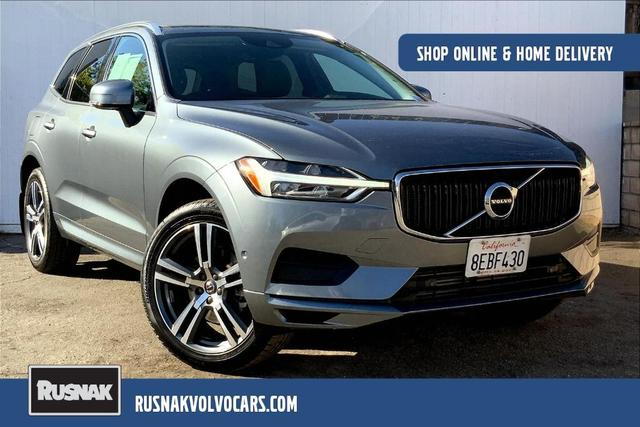 used 2018 Volvo XC60 car, priced at $36,495