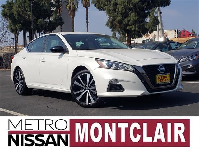 new 2021 Nissan Altima car, priced at $32,815