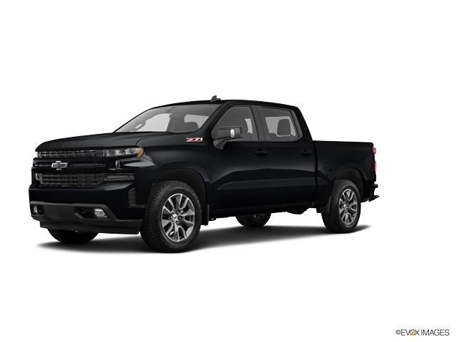 used 2019 Chevrolet Silverado 1500 car, priced at $48,998