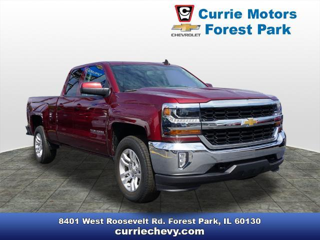 used 2017 Chevrolet Silverado 1500 car, priced at $33,515