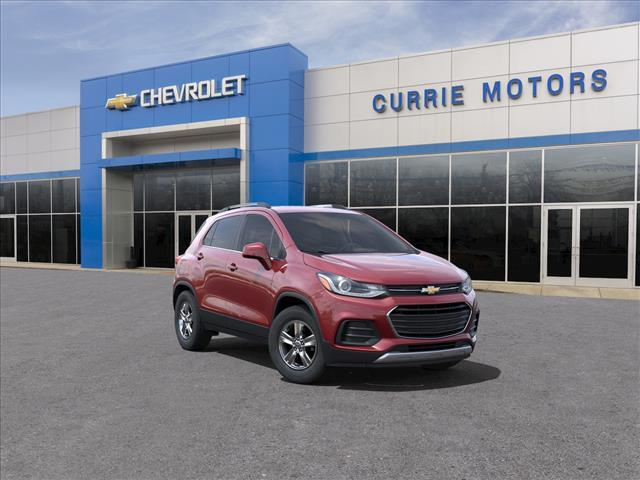 new 2021 Chevrolet Trax car, priced at $22,501