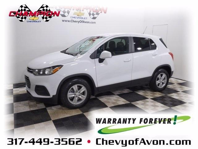 used 2020 Chevrolet Trax car, priced at $19,359