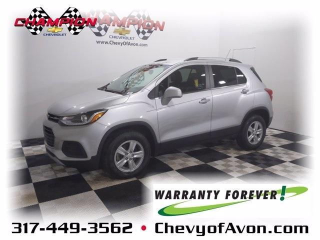 used 2018 Chevrolet Trax car, priced at $18,287
