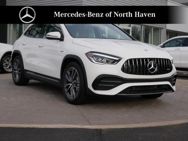 new 2021 Mercedes-Benz AMG GLA 35 car, priced at $49,920