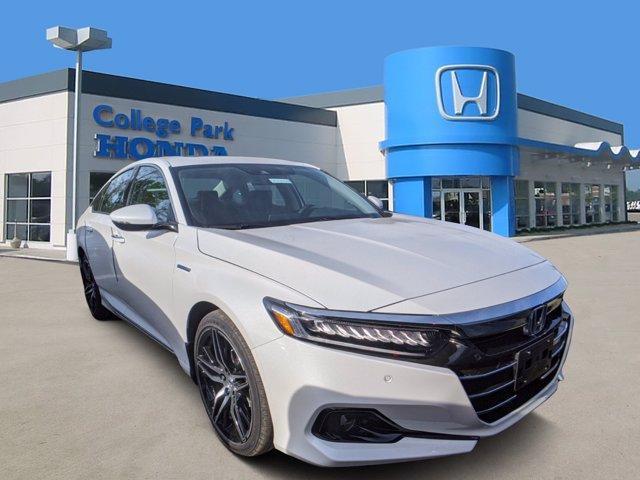 new 2021 Honda Accord Hybrid car