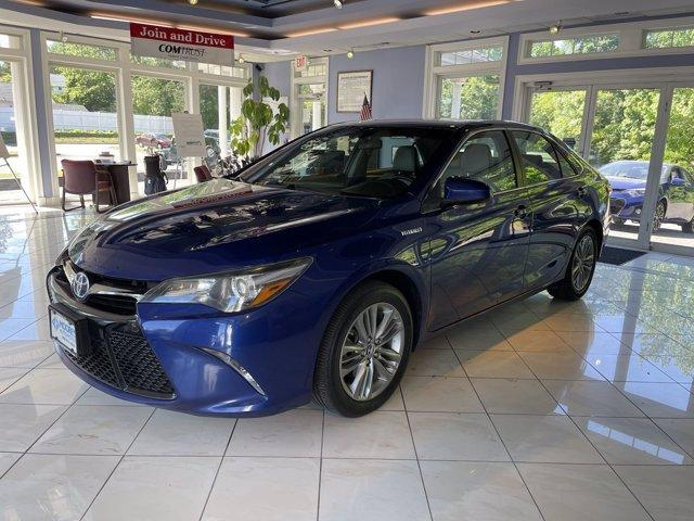used 2015 Toyota Camry Hybrid car, priced at $16,995
