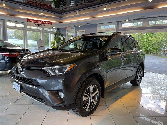 used 2017 Toyota RAV4 car, priced at $21,995