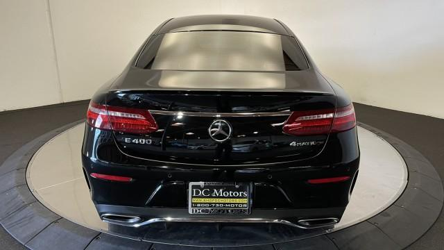used 2018 Mercedes-Benz E-Class car, priced at $48,800
