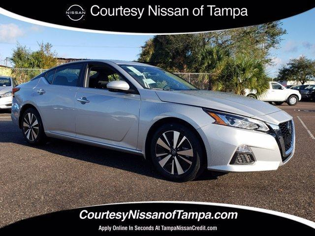 new 2021 Nissan Altima car, priced at $25,485