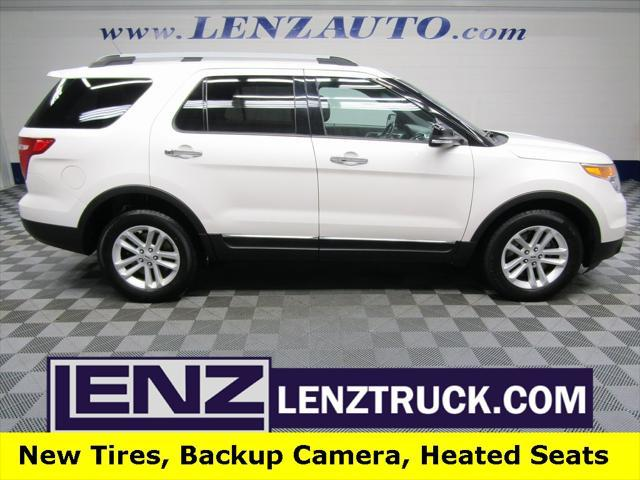 used 2015 Ford Explorer car, priced at $16,997
