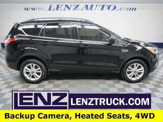 used 2018 Ford Escape car, priced at $20,997