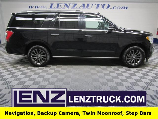 used 2020 Ford Expedition Max car, priced at $59,997