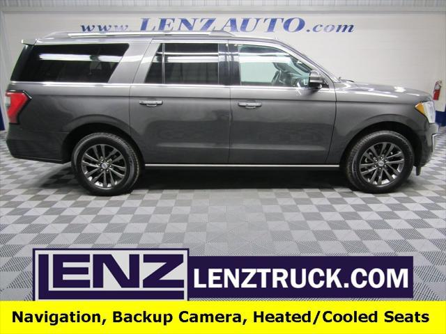used 2020 Ford Expedition Max car, priced at $56,997