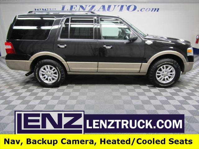 used 2014 Ford Expedition car, priced at $18,997