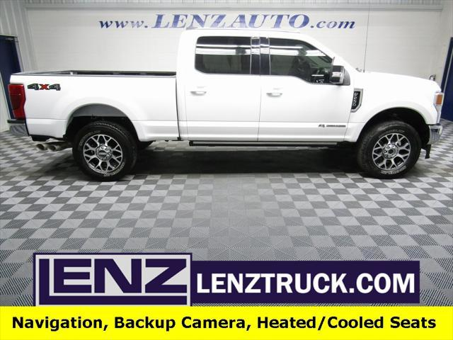 used 2020 Ford F-250 car, priced at $68,497