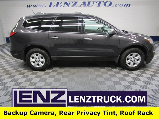 used 2016 Chevrolet Traverse car, priced at $15,997