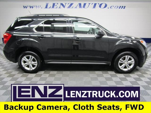 used 2015 Chevrolet Equinox car, priced at $11,497