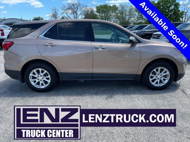 used 2018 Chevrolet Equinox car, priced at $22,497