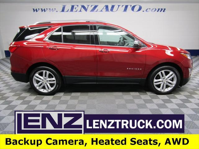 used 2019 Chevrolet Equinox car, priced at $26,497
