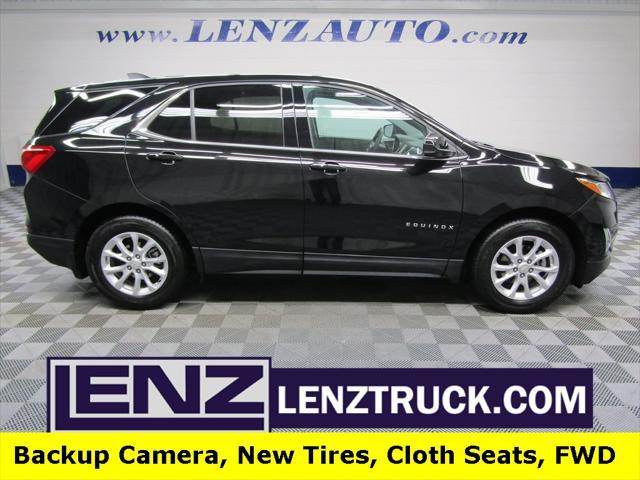 used 2019 Chevrolet Equinox car, priced at $22,497