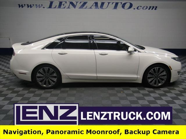 used 2016 Lincoln MKZ car, priced at $24,997
