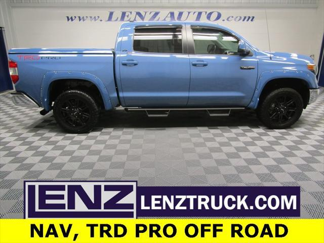 used 2019 Toyota Tundra car, priced at $47,993