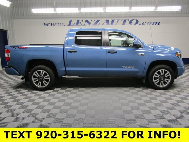 used 2019 Toyota Tundra car, priced at $42,991