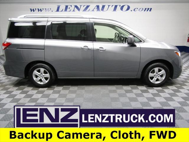 used 2017 Nissan Quest car, priced at $15,497