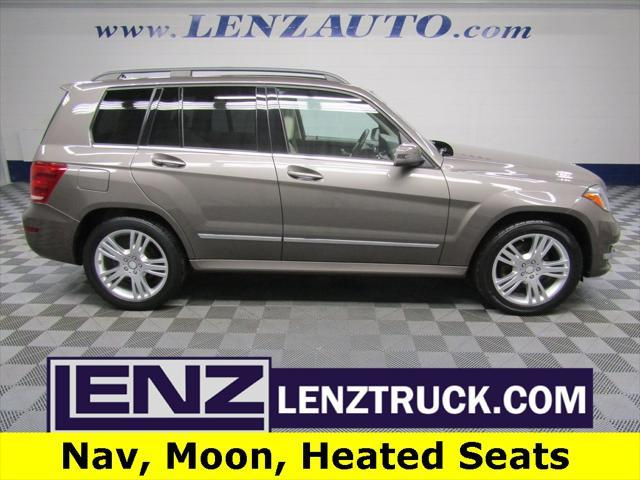 used 2014 Mercedes-Benz GLK-Class car, priced at $17,991