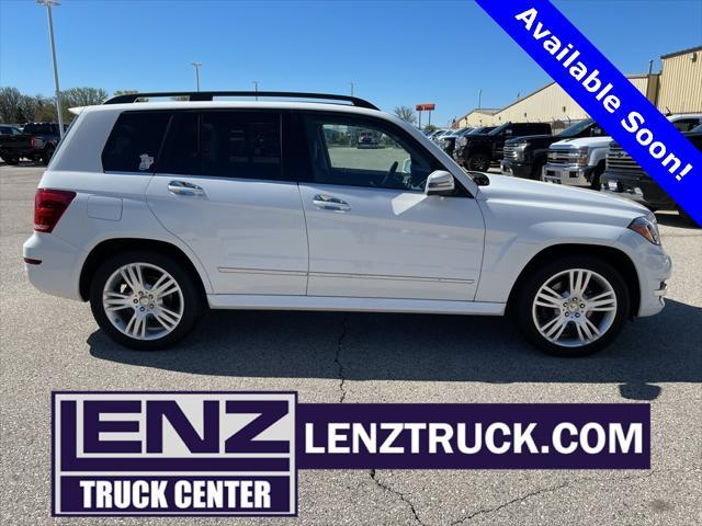 used 2015 Mercedes-Benz GLK-Class car, priced at $21,497