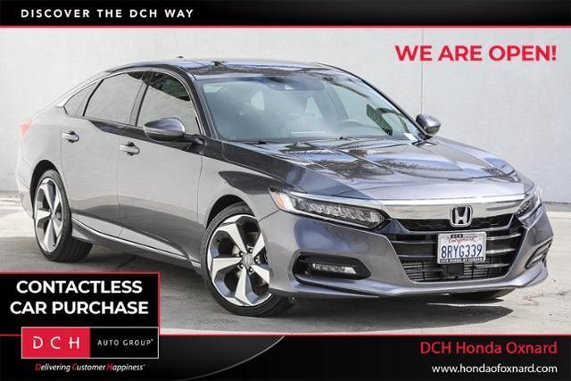 used 2020 Honda Accord car, priced at $33,488
