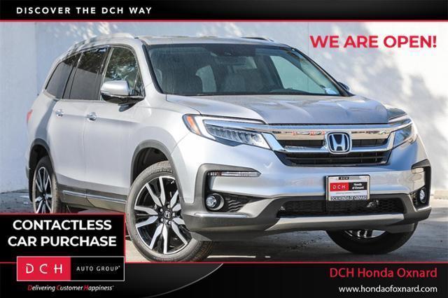 new 2021 Honda Pilot car, priced at $41,235