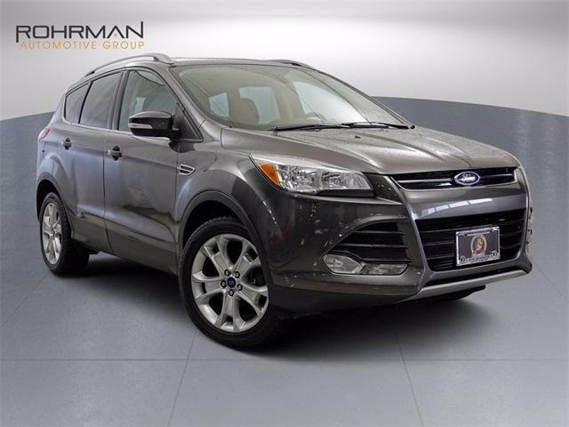 used 2016 Ford Escape car, priced at $17,090