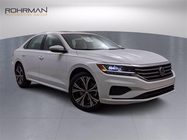 new 2021 Volkswagen Passat car, priced at $24,338