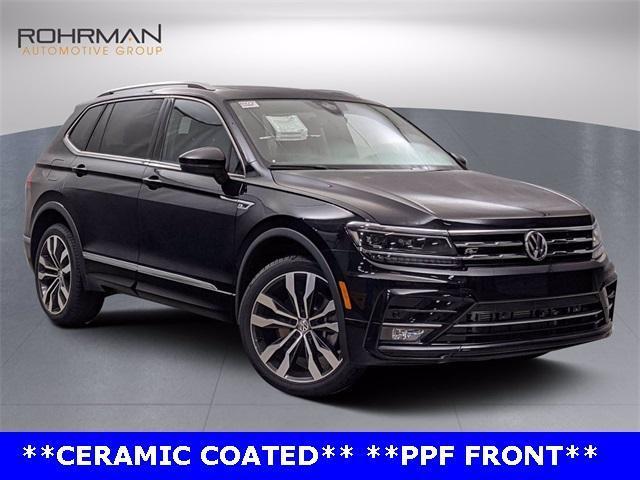 new 2021 Volkswagen Tiguan car, priced at $41,988