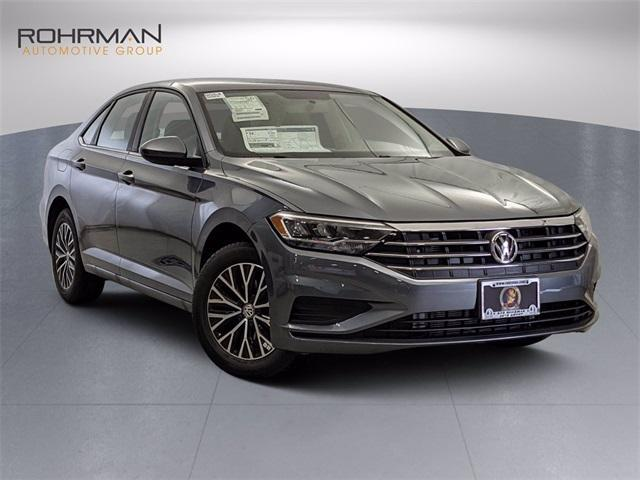 new 2021 Volkswagen Jetta car, priced at $17,345