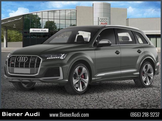 new 2021 Audi SQ7 car, priced at $90,395