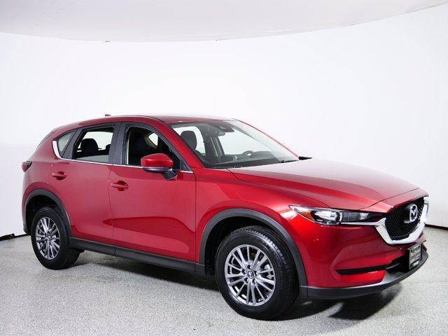 used 2017 Mazda CX-5 car
