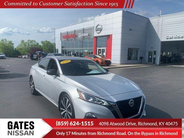 used 2020 Nissan Altima car, priced at $27,990