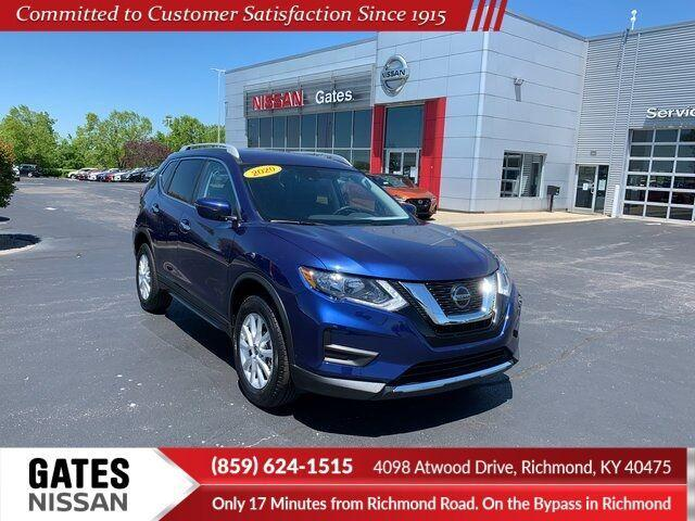 used 2020 Nissan Rogue car, priced at $27,550