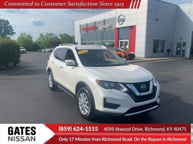 used 2018 Nissan Rogue car, priced at $25,990