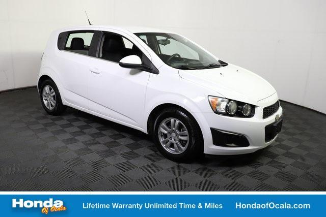 used 2014 Chevrolet Sonic car, priced at $7,500