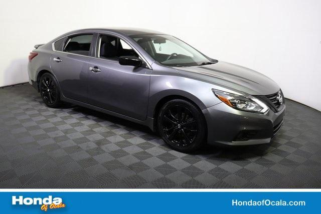used 2017 Nissan Altima car, priced at $13,898