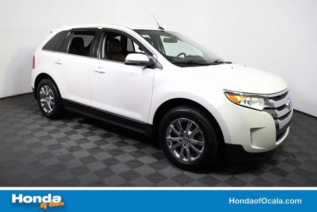 used 2012 Ford Edge car, priced at $12,500